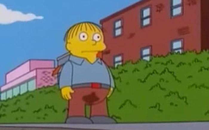 Nuestra historia de los simpson ralph wiggum es eterno - Simpson ralph ...