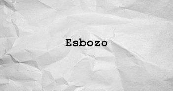 esbozo