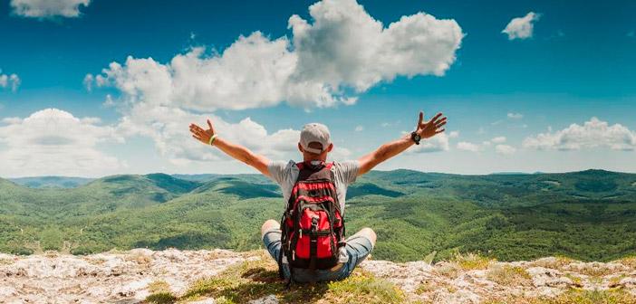 Viajar es para los solitarios