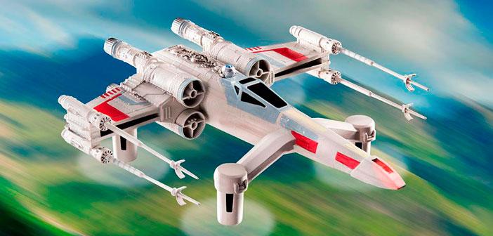 Los drones de Star Wars, el regalo que todos queremos esta Navidad