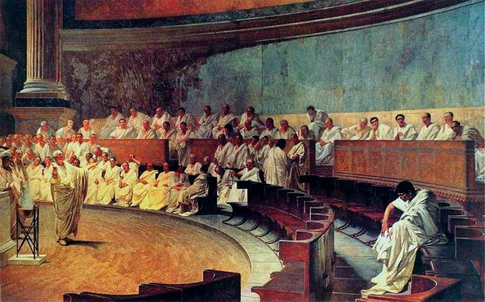 Maccari Cicero