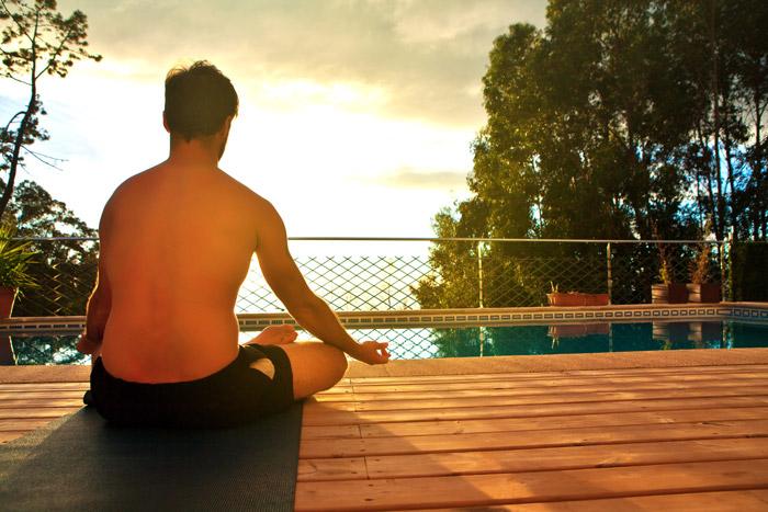Que la meditación nos interrumpa.