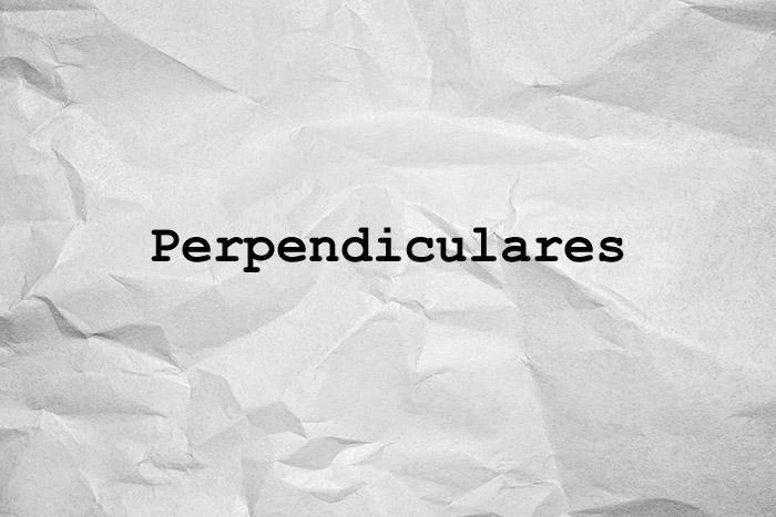 Perpendiculares