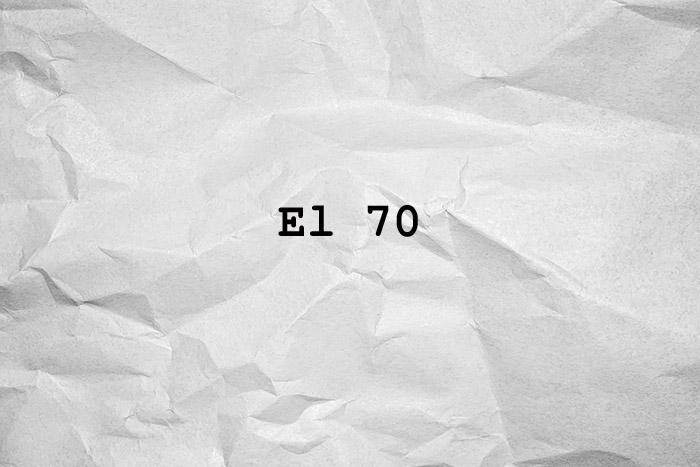 El 70