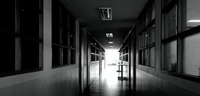final del pasillo