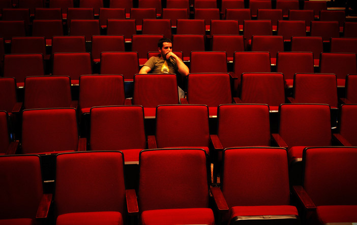 Alone In The Cinema