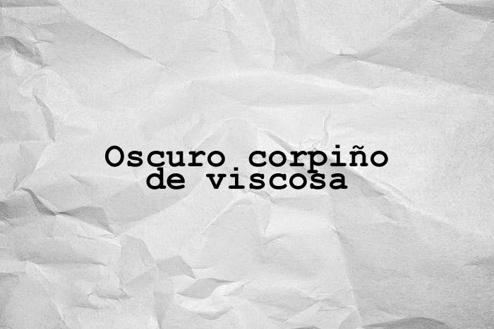 viscosa