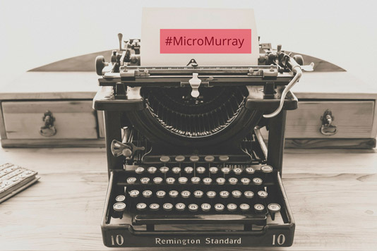 Concurso de relatos MicroMurray