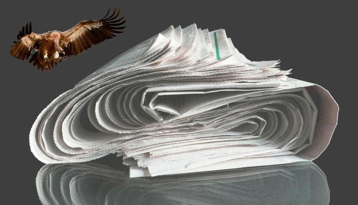 De periodistas y otros buitres