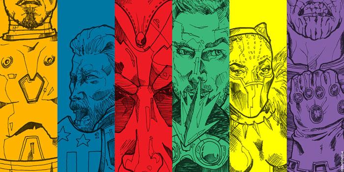 'Los Vengadores: Infinity War', según alguien fácilmente impresionable (sin 'spoiler')