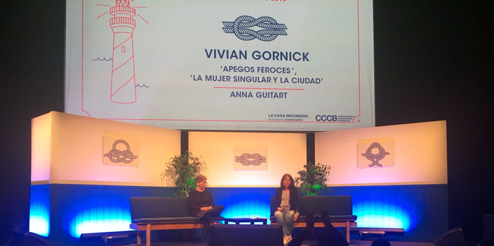 Vivian Gornick principal