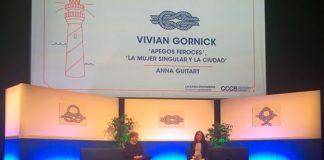 Vivian Gornick portada