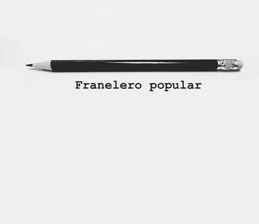 Franelero popular portada