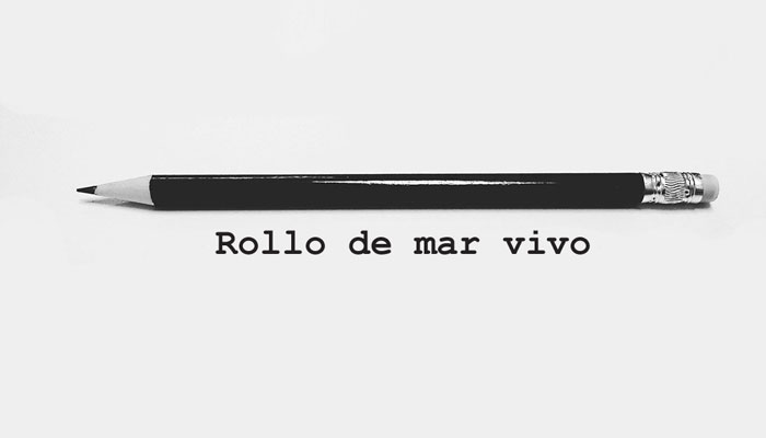 Rollo de mar vivo