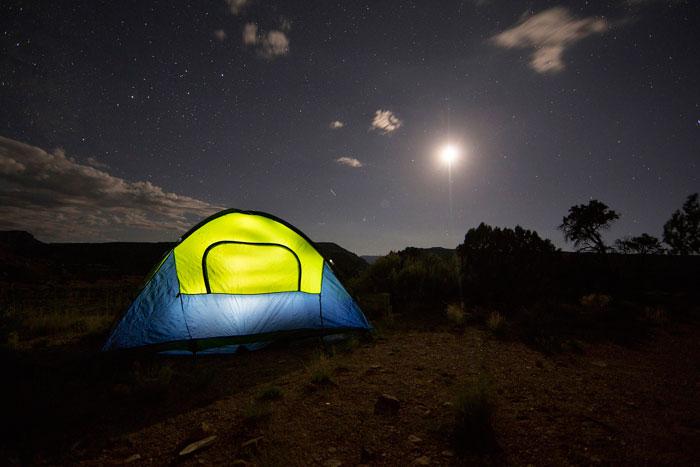 Un camping, LinkedIn y la libertad
