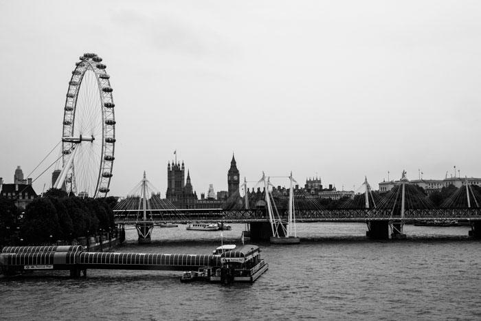 Londres, una ciudad para el amor