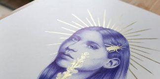 Ana Llurba y 'Las puertas del cielo' portada