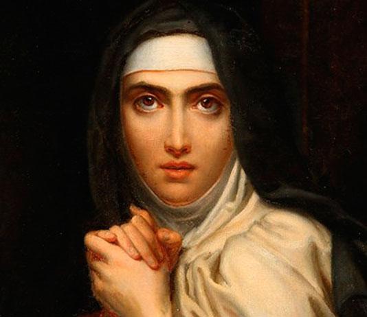 Santa Teresa portada
