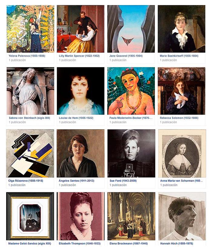 Entrevista a Diana Larrea: «Las creadoras artísticas no ...