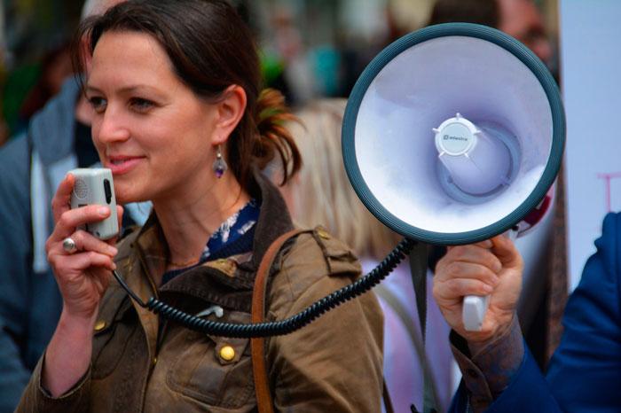 El patriarcado, el lenguaje y las mujeres invisibles
