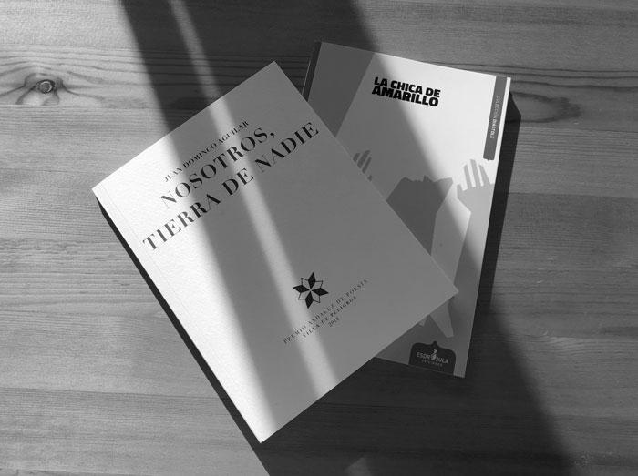 Juan Domingo Aguilar libros