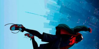 Spider-Man: Into the Spider-Verse portada