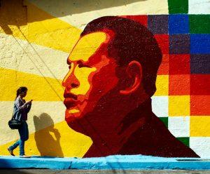 El nuevo boom lationamericano Hugo Chávez