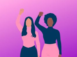 Huelga feminista portada